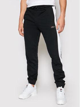Fila Fila Pantalon jogging Lui 683405 Noir Regular Fit
