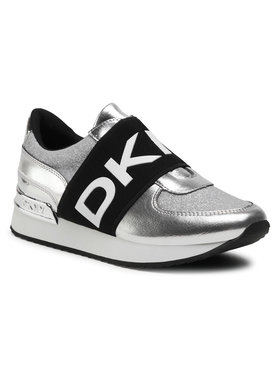 DKNY DKNY Sneakers Marli K4066182 Silberfarben