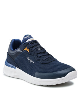 Pepe Jeans Pepe Jeans Sneakersy Jay-Pro Sport PMS30760 Tmavomodrá