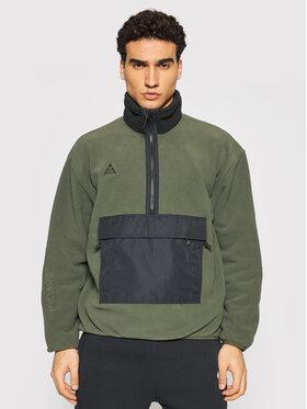 Nike Nike Polár kabát ACG CK6839 Zöld Regular Fit