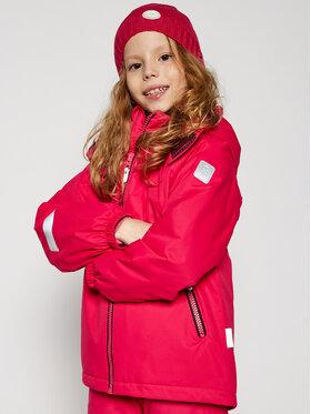 Reima Reima Μπουφάν χειμωνιάτικο Reili 521617A Ροζ Regular Fit