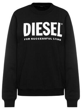Diesel Diesel Pulóver 00SYW9 0IAJH Fekete Regular Fit