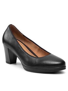 Gabor Gabor Обувки 71.250.27 Черен