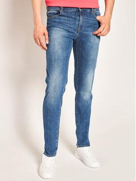 Trussardi Jeans Trussardi Jeans Džínsy Regular Fit Caroline 52J00000 Tmavomodrá Close Fit
