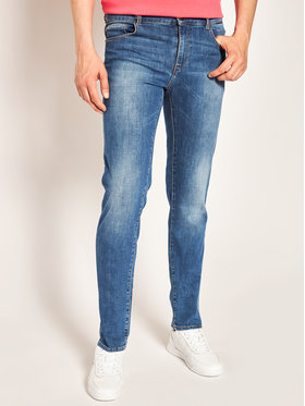 Trussardi Jeans Trussardi Jeans Regular Fit Jeans Caroline 52J00000 Dunkelblau Close Fit