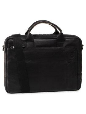Strellson Strellson Чанта за лаптоп Hyde Park 4010002765 Черен