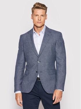 Boss Boss Blazer Jawen 50450665 Bleu marine Regular Fit