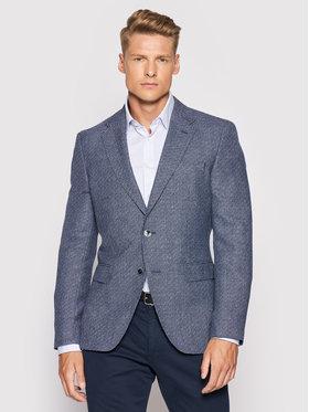 Boss Boss Blazer Jawen 50450665 Blu scuro Regular Fit