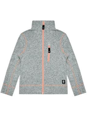 Reima Reima Fliso džemperis Maaret 536466 Pilka Regular Fit