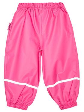 Playshoes Playshoes Kalhoty z materiálu 405421 M Růžová Regular Fit
