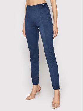 Guess Guess Leggings Maya W1YB90 WE0L0 Blu scuro Slim Fit