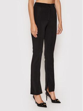 Patrizia Pepe Patrizia Pepe Spodnie materiałowe 8P0352/A6F5-K103 Czarny Regular Fit