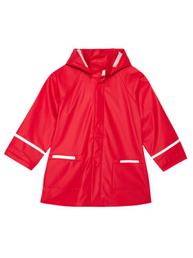Playshoes Playshoes Regenjacke 408638 Rot Regular Fit