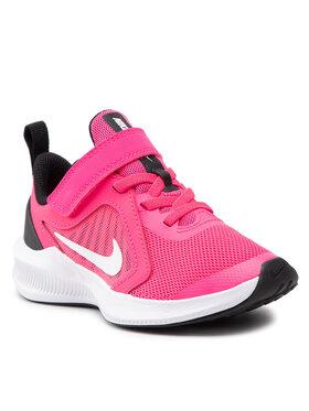 Nike Nike Buty Downshifter 10 (PSV) CJ2067 601 Różowy