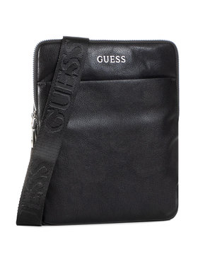 Guess Guess Τσαντάκι Scala HMSCAL P0424 Μαύρο