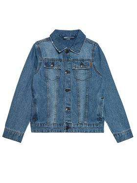 NAME IT NAME IT Jeansová bunda Tpims 13187686 Modrá Regular Fit