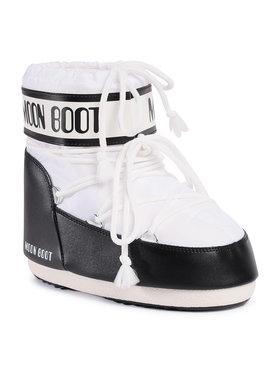 Moon Boot Moon Boot Śniegowce Classic Low 2 140934002 Biały