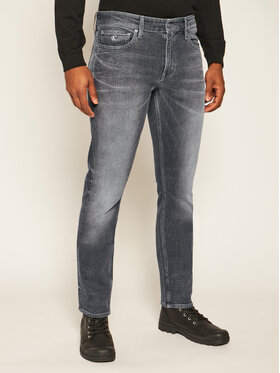 Calvin Klein Jeans Calvin Klein Jeans Jean Slim fit J30J316125 Gris Slim Fit