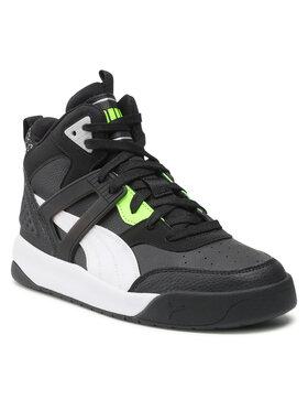 Puma Puma Sneakersy Backcourt Mid Cyber-Week 381129 02 Čierna