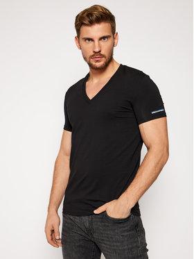 Dsquared2 Underwear Dsquared2 Underwear T-Shirt D9M453180 Μαύρο Regular Fit