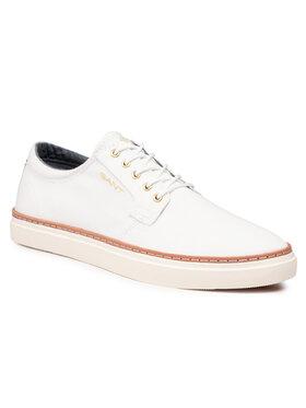 Gant Gant Πάνινα παπούτσια Prepville 22638666 Λευκό