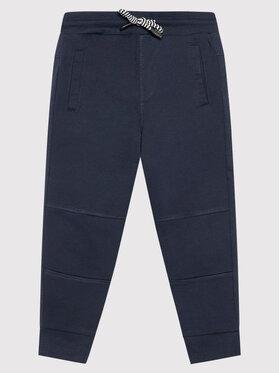 Coccodrillo Coccodrillo Pantaloni da tuta ZC1120108EVB Blu scuro Regular Fit