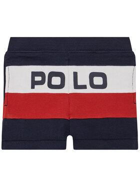 Polo Ralph Lauren Polo Ralph Lauren Σορτς υφασμάτινο Po Bt Sho 320786440001 Σκούρο μπλε Regular Fit