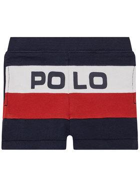 Polo Ralph Lauren Polo Ralph Lauren Szorty materiałowe Po Bt Sho 320786440001 Granatowy Regular Fit