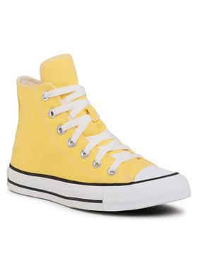Converse Converse Sneakers Ctas Hi 168576C Κίτρινο