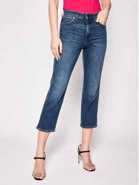 Wrangler Wrangler Regular Fit Jeans The Retro W22AVG081 Blau Straight Fit
