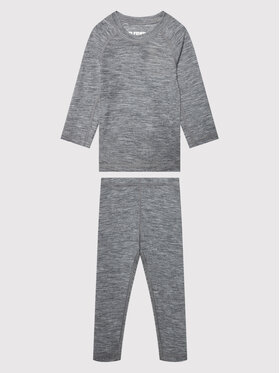 Reima Reima Ensemble sous-vêtements termiques Kinsei 536446 Gris Regular Fit
