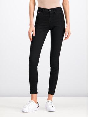 Tommy Jeans Tommy Jeans Jeansy Slim Fit DW0DW04415 Czarny Slim Fit