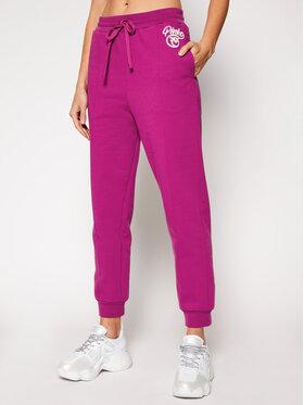 Pinko Pinko Spodnie dresowe Bugs AI 20-21 PRR 1N12XZ Y75F Fioletowy Regular Fit