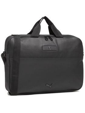 Puma Puma Чанта за лаптоп Ferrari Ls Pu Reporter 076877 01 Черен