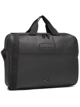 Puma Puma Τσάντα για laptop Ferrari Ls Pu Reporter 076877 01 Μαύρο