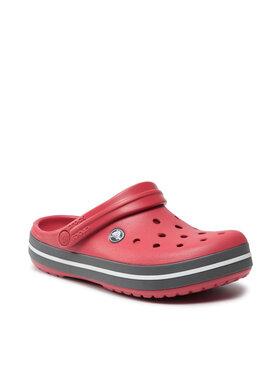 Crocs Crocs Nazouváky Crocband 11016 Červená