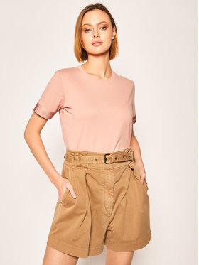 Calvin Klein Calvin Klein T-Shirt Athleisure K20K202188 Růžová Regular Fit