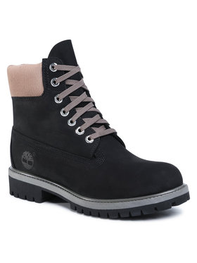 Timberland Timberland Ορειβατικά παπούτσια Premium Waterproof Boot TB0A2NA1 Μαύρο