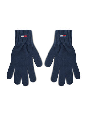 Tommy Jeans Tommy Jeans Дамски ръкавици Tjw Ess Flag Glove AW0AW10704 Тъмносин