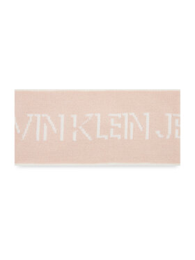 Calvin Klein Jeans Calvin Klein Jeans Textilná čelenka Shadow Logo Headband K60K608366 Ružová
