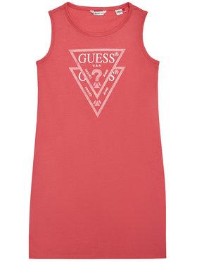 Guess Guess Ежедневна рокля K92K31 K82F0 Розов Regular Fit