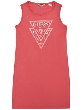 Guess Guess Kasdieninė suknelė K92K31 K82F0 Rožinė Regular Fit