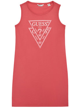 Guess Guess Robe de jour K92K31 K82F0 Rose Regular Fit