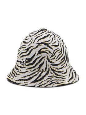 Kangol Kangol Cappello Bucket Carnival Casual K3411 Bianco