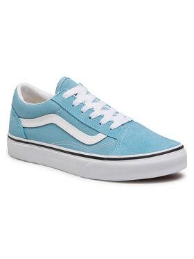 Vans Vans Sneakers aus Stoff Old Skool VN0A4UHZ33L1 Blau