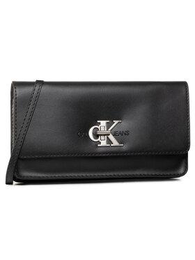 Calvin Klein Jeans Calvin Klein Jeans Kabelka Convertible Clutch K60K606847 Čierna