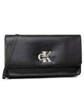 Calvin Klein Jeans Calvin Klein Jeans Τσάντα Convertible Clutch K60K606847 Μαύρο