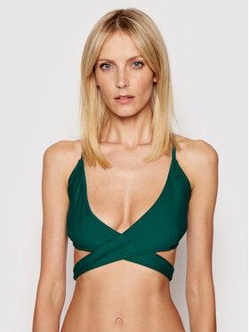 4F 4F Haut de bikini v Vert