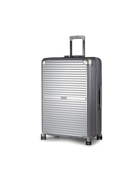 Puccini Puccini Valise rigide grande taille PC027A 8 Argent