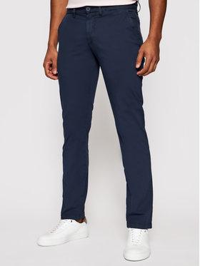 North Sails North Sails Spodnie materiałowe Chino 672895 Granatowy Slim Fit